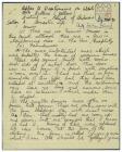 Atebion i Holiadur 1937 gan Mrs Jocelyn Davies