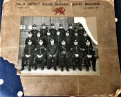 Police Training Centre, Bridgend 1948
