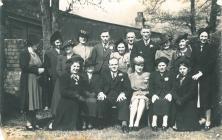 My parents, Violet (née Stevens) and Arthur...