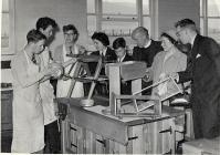 Presteigne Grammar School 1950's Woodwork...