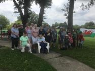 Picnic Cymdeithas y Welsh Cambrian Chicago 2021