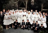 Straeon St Nicholas, Trefaldwyn - dosbarth...