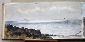 Llangollen, Sep 25th, 1895 by Annie Cummings