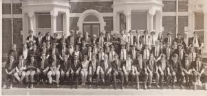 Plynlymon Hall, Aberystwyth University 1969-70
