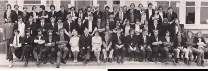 Plynlymon Hall, Aberystwyth 1970-71