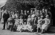 Beatrice Pugh's Marriage 1933, near...