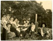 Machynlleth Carnival - Girls Friendly Society