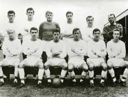 Swansea City FC team, 1960's
