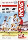 Swansea City FC programmes, 1990's