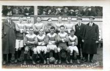 Swansea City FC team, 1910's
