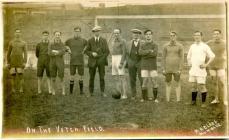 Swansea City FC team, 1920's