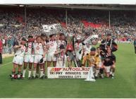 Swansea City FC team, 1990's