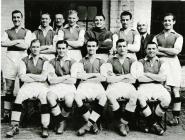 Swansea City FC team, 1940's
