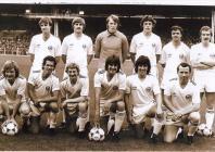 Swansea City FC team, 1980's
