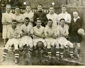 Swansea City FC team, 1930's