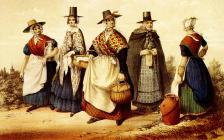 Welsh Costume groups