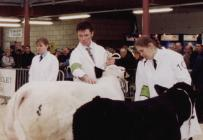 Young Farmers Club at the Winter Fair