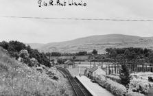Milk factories at Pont Llanio & Felinfach