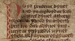 Voices from Medieval Wales (AD 1070s- 1500s)