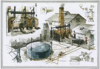 Industrial Buildings by Falcon Hildred Cover Image