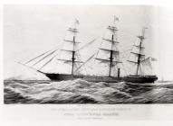 Shipwrecks of the Great Storm 1859 Cover Image
