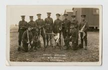 Welsh Voices of the Great War, Aberystwyth Cover Image