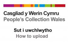 How to upload to the People's Collection... Cover Image