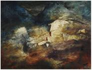 John Piper - The Mountains of Wales Cover Image