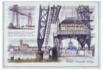 Drawings of Newport by Falcon D. Hildred Cover Image