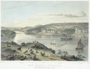 Menai Strait, Glyn Garth and the Schwabe Family