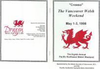1998 Pacific Northwest Welsh Weekend