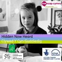 Hidden Now Heard, the voice of learning disability in Wales's picture