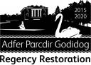 Darlun Regency Restoration Project National Botanical Garden of Wales / Prosiect adfer parcdir godidog Gardd Fotaneg Genedlaethol Cymru