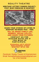 Feminism in Post-War Newport's picture